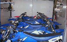 A Sea of Blue - and that darn CR500